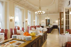 Restaurace v ubytování Hotel Bristol