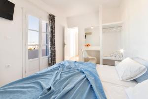 A bed or beds in a room at Villa Irena