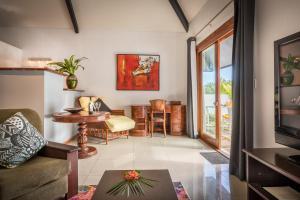 Гостиная зона в Wellesley Resort Fiji