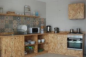 A cozinha ou kitchenette de EsposendeGuesthouse