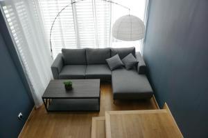 A seating area at Villa 23 @ Cyberjaya