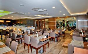 Ресторан / где поесть в Kleopatra Ramira Hotel - All Inclusive