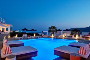 The swimming pool at or near Archipelagos Hotel - Small Luxury Hotels of the World