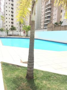 The swimming pool at or close to Apartamento 2/4