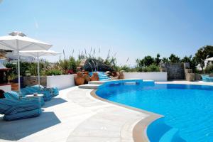 The swimming pool at or near Kamari Hotel