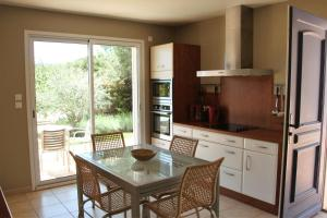 A kitchen or kitchenette at Lou Daro