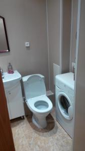 Ванная комната в Апартаменты на Кирова 6