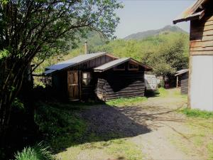 Edificio en el que se encuentra el lodge