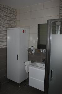 Kupaonica u objektu Apartmani Ivana