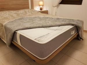 Cama o camas de una habitación en Apartment near the beach in Las Americas