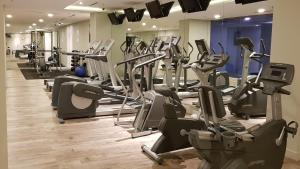 The fitness center and/or fitness facilities at Meliá Kuala Lumpur