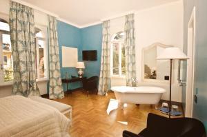 Bagno di Hotel Villa Linneo