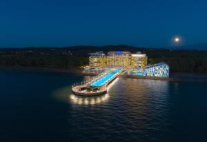 A bird's-eye view of Paragraph Resort & Spa Shekvetili, Autograph Collection