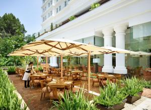 A restaurant or other place to eat at Park Hyatt Saigon