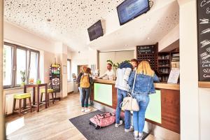 Guests staying at DJH-Gästehaus Bermuda3Eck