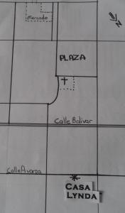 Plano de Casa Lynda