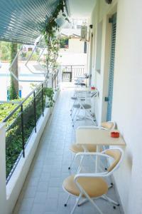 Μπαλκόνι ή βεράντα στο George Apartments