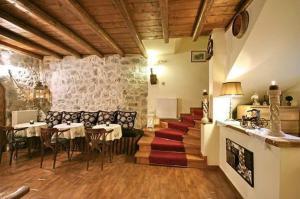 Εστιατόριο ή άλλο μέρος για φαγητό στο Αρχοντικό της Ζωής