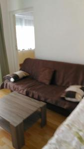 Posezení v ubytování Apartmány Perla