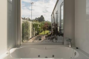 Un baño de Calima