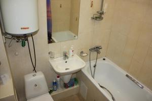 Ванная комната в 1-к квартира Покровский бульвар, 11