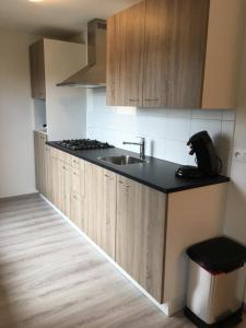 A kitchen or kitchenette at Caramel