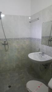 A bathroom at Complex Cherni Vrah
