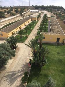 Vista aerea di Agriturismo La Maddalena