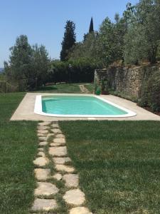 Piscina di Villa al Castello Florence View o nelle vicinanze