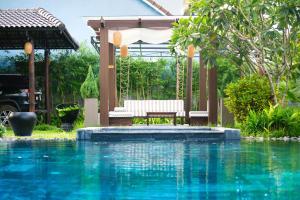 Piscine de l'établissement Dai An Phu Villa ou située à proximité