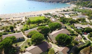 A bird's-eye view of Marina Di Lava - Grand Ajaccio