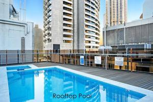 The swimming pool at or near Two Bedroom Apartment Bridge Street(CL405)