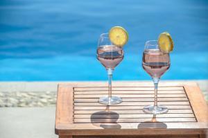 Ποτά στο Natura Villas in Naxos