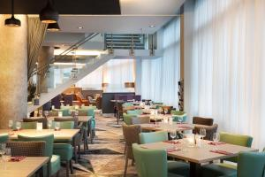 A restaurant or other place to eat at Jurys Inn London Watford
