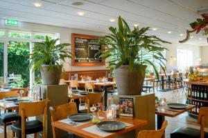 Een restaurant of ander eetgelegenheid bij Campanile Hotel & Restaurant Breda