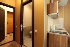 A bathroom at Apartment E&J