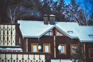 Актив-Отель Горки зимой