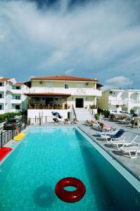 Πισίνα στο ή κοντά στο Andreolas Beach Hotel