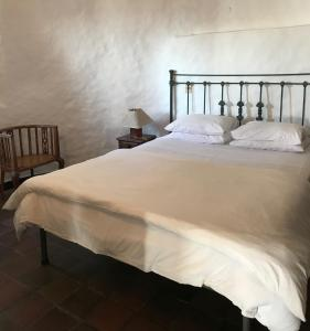 Cama ou camas em um quarto em Club Hotel Casapueblo