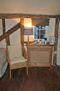 A seating area at Lancasters Guest House