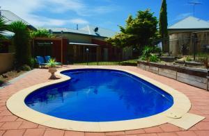 The swimming pool at or near Scobie Lane Retreat