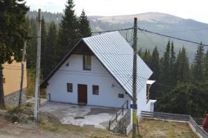 Casa Hai la Ranca during the winter