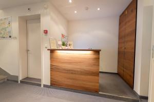 Lobby/Rezeption in der Unterkunft Hotel Bären
