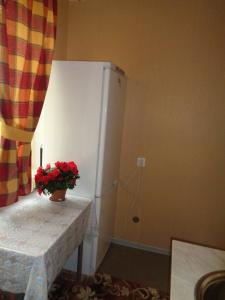 A bathroom at Apartment on Vavilovykh