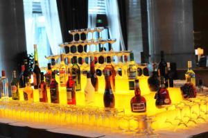 Drinks at Zhongjian Yanqi Lake View Hotel
