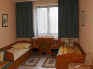 Posezení v ubytování Hotel Relax u Drsů