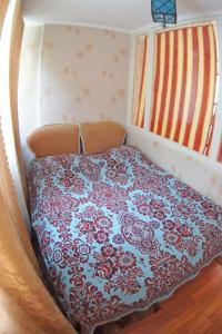 Кровать или кровати в номере Уютная квартира у моря в лучшем районе Светлана