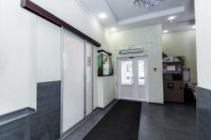 Лобби или стойка регистрации в Гостиница Рогачев
