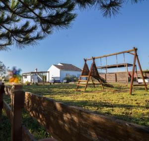 Children's play area at Cerca do Sul
