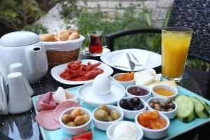 Breakfast options available to guests at Bodrium Hotel & Spa